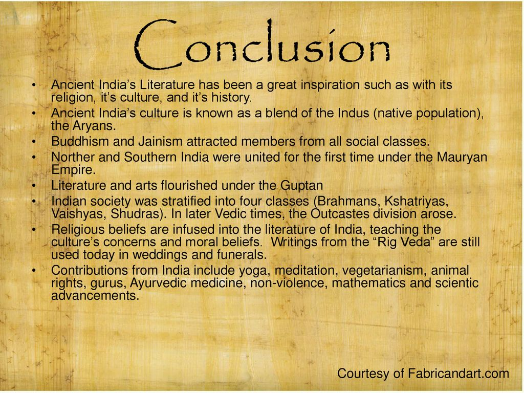 conclusion of buddhism and jainism