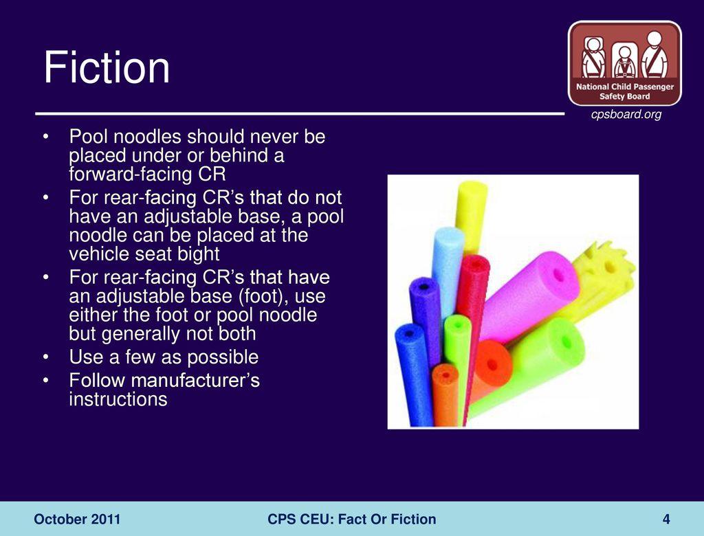 CPS CEU: Fact Or Fiction
