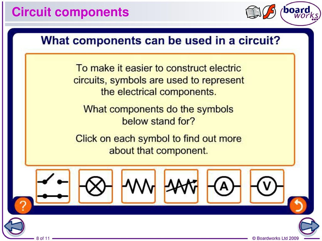 What Is An Electric Circuit Ppt Download Diagram How To Draw A Simple More 8 Components Teacher Notes