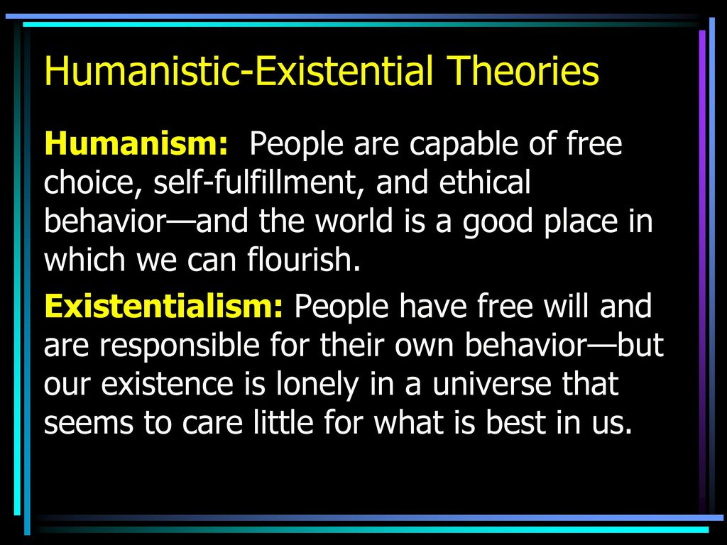 Existentialism  - ppt download