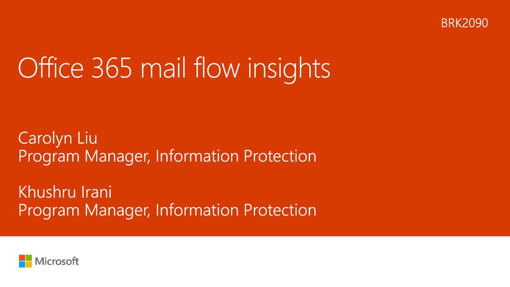 Office 365 mail flow insights - ppt download