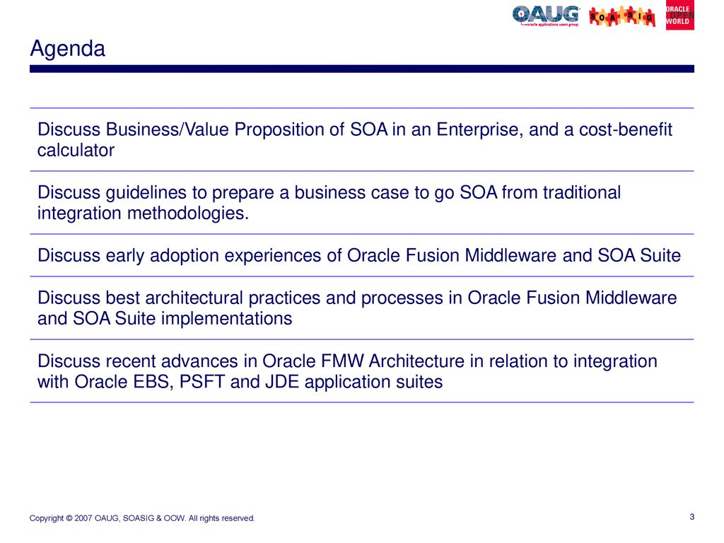Panel on SOA (Service Oriented Architecture) - ppt download