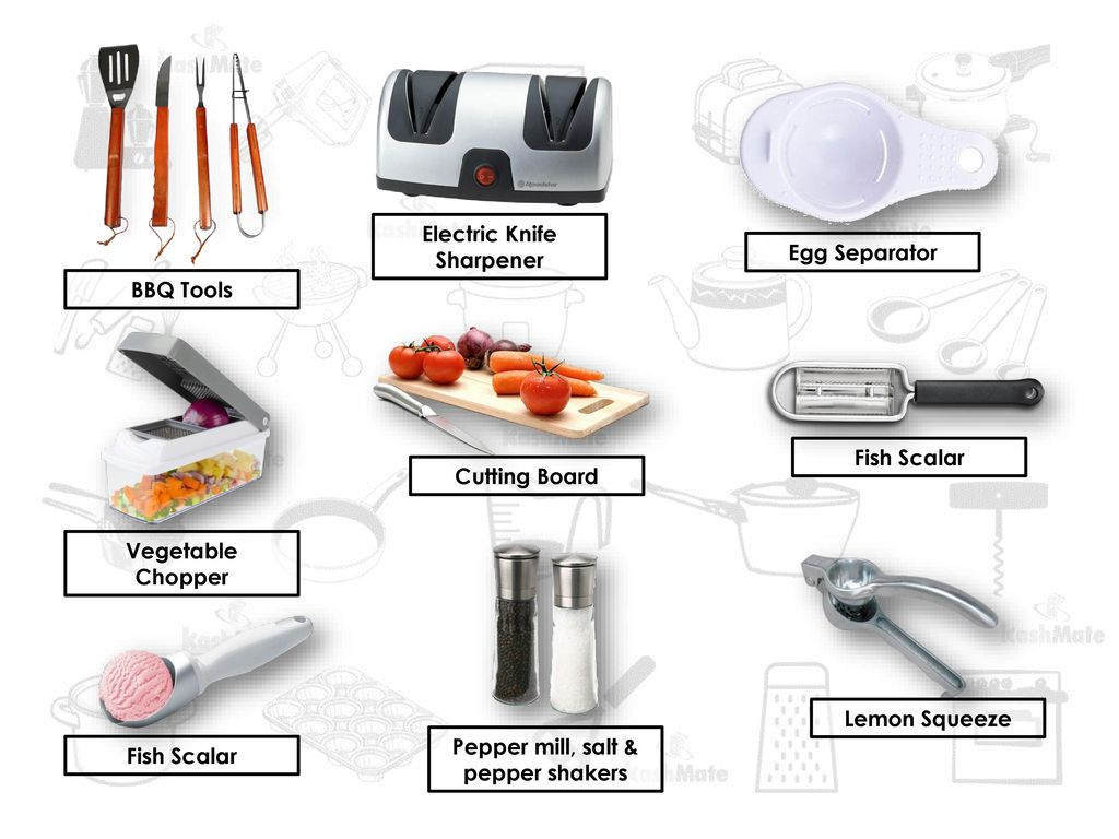 44 Essential Kitchen Tools & Appliances Every Kitchen Have Must ...