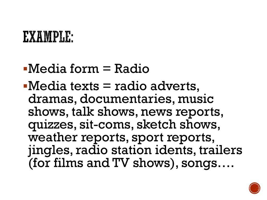 AS Media Studies MS1: Media Representations and Responses - ppt download