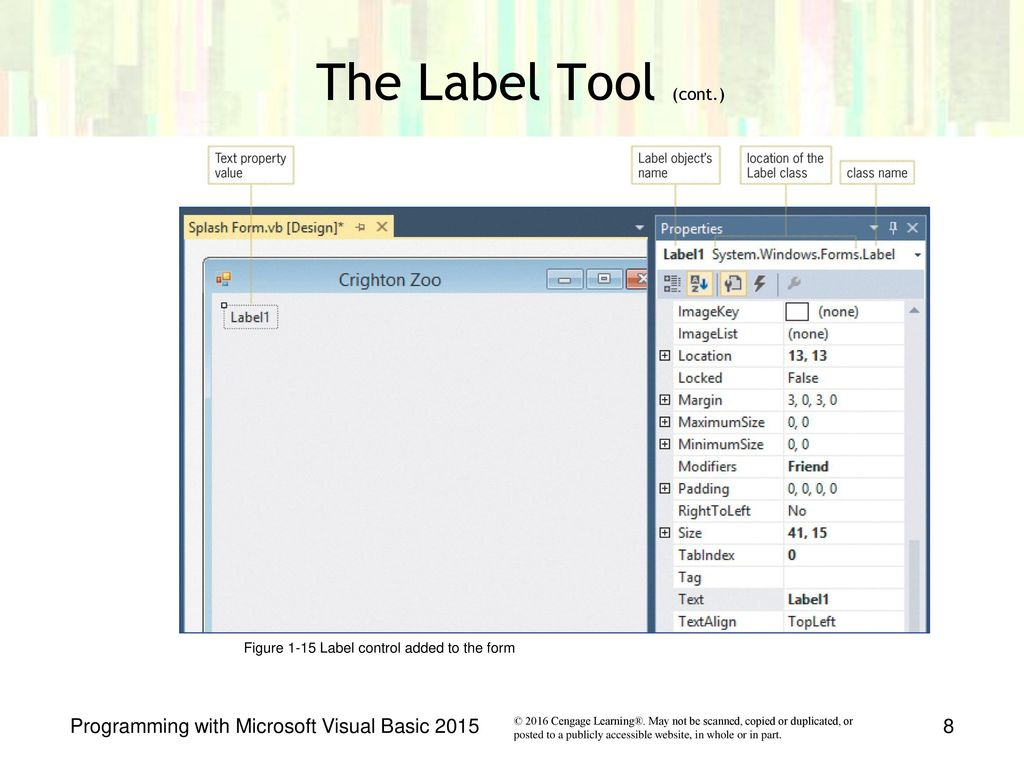 Chapter 1: An Introduction to Visual Basic ppt download