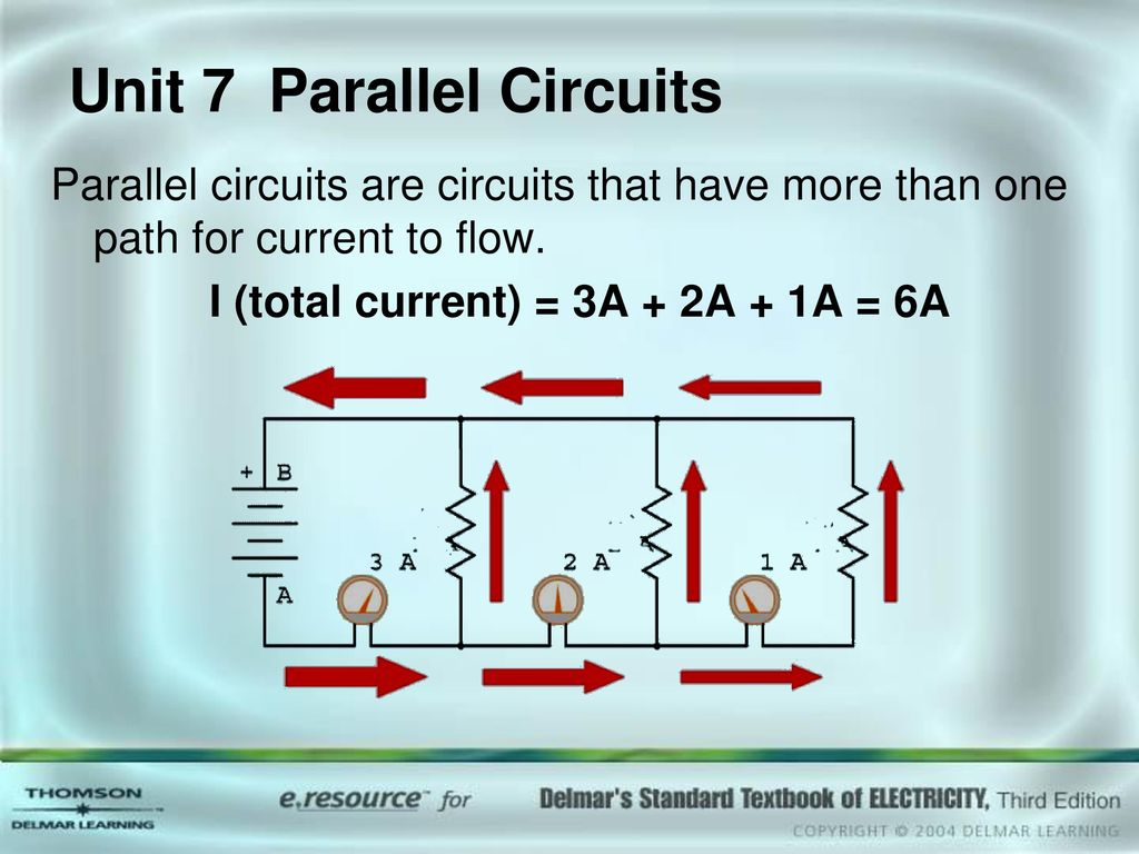 Unit 7 Parallel Circuits Ppt Download Circuit Diagram In A
