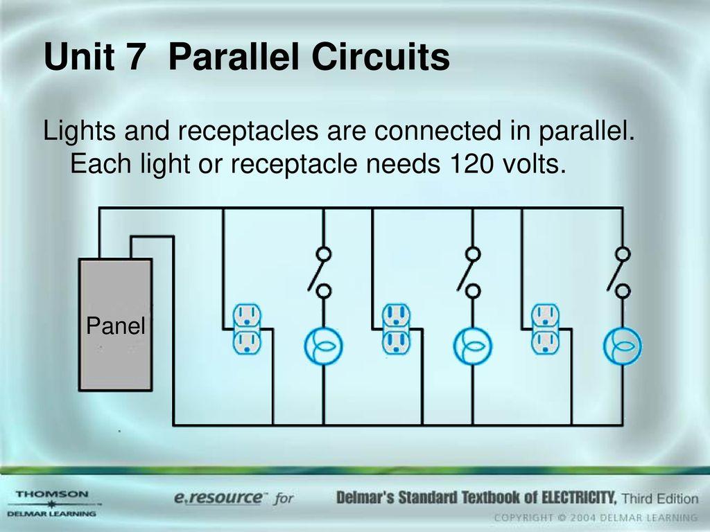 Receptacles Parallel Circuits - Data Wiring Diagrams •