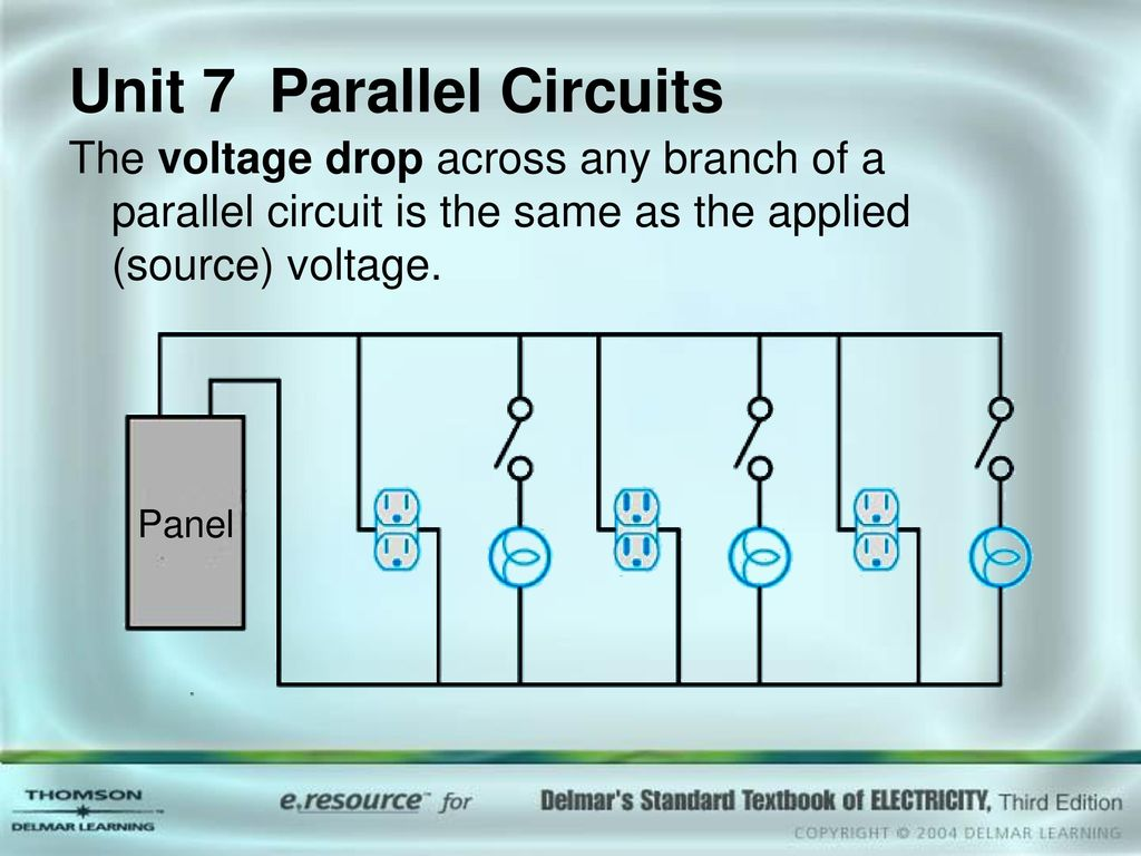 Unit 7 Parallel Circuits Ppt Download Circuit Picture