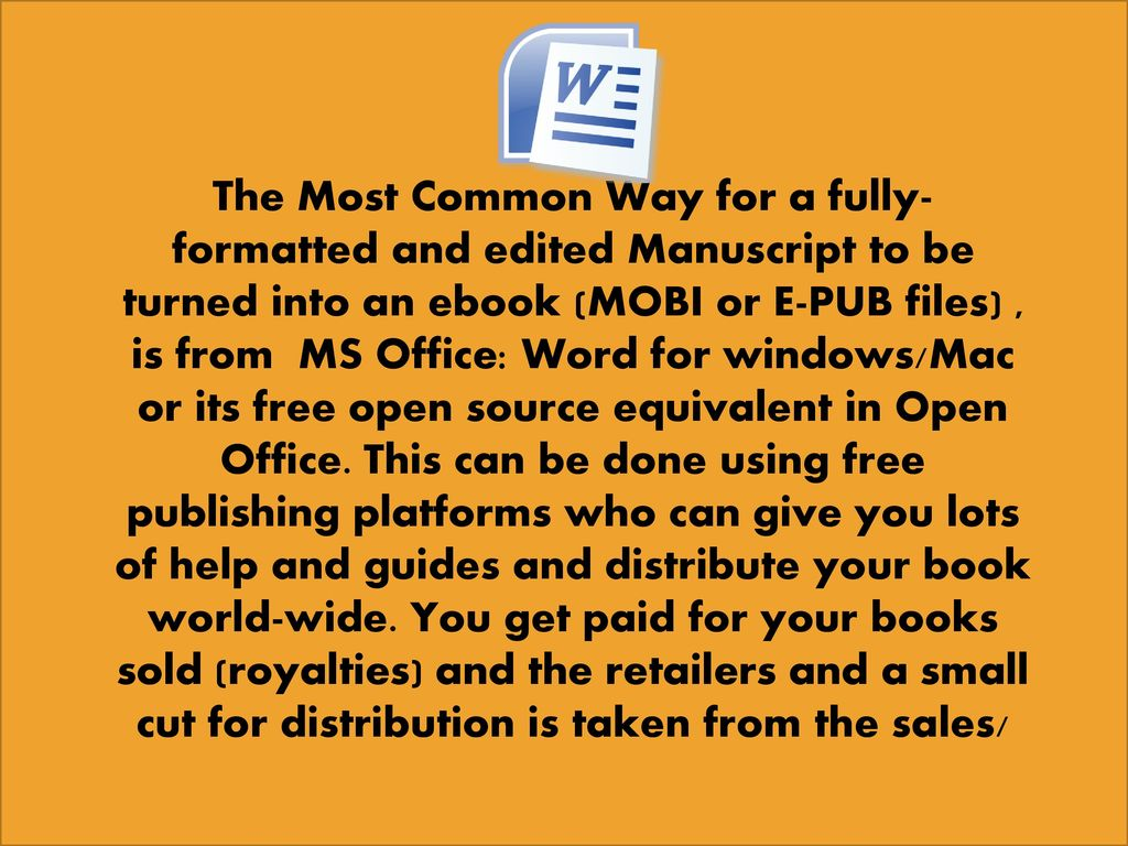 Amazon vs  Smashwords LULU  - ppt download
