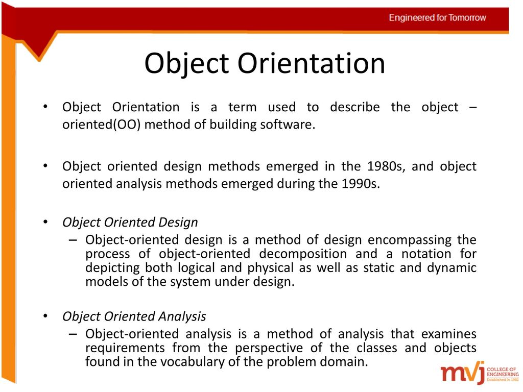 Introduction Modeling Concepts Engineered For Tomorrow Ppt Download