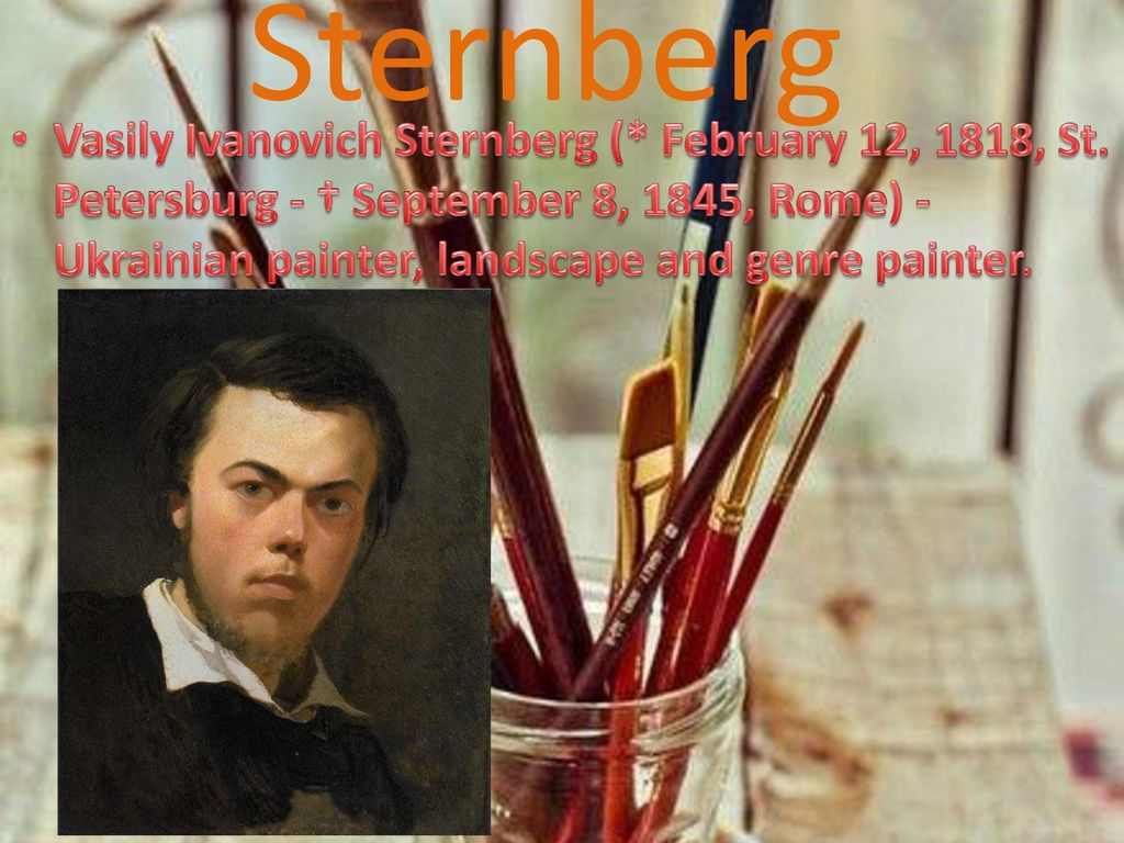 Paintings by famous artists - ppt download