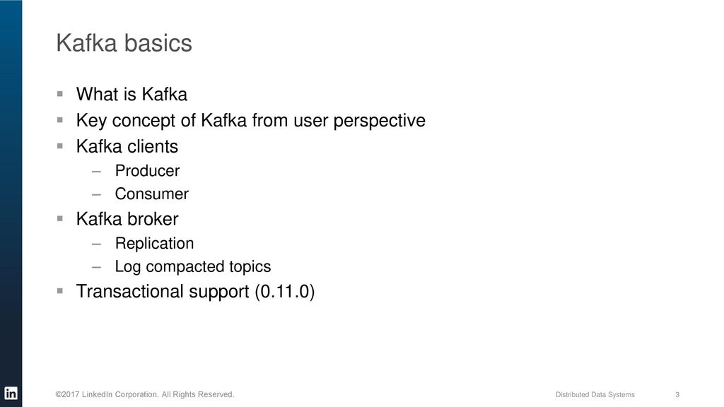 A detailed explanation of Apache Kafka applications in
