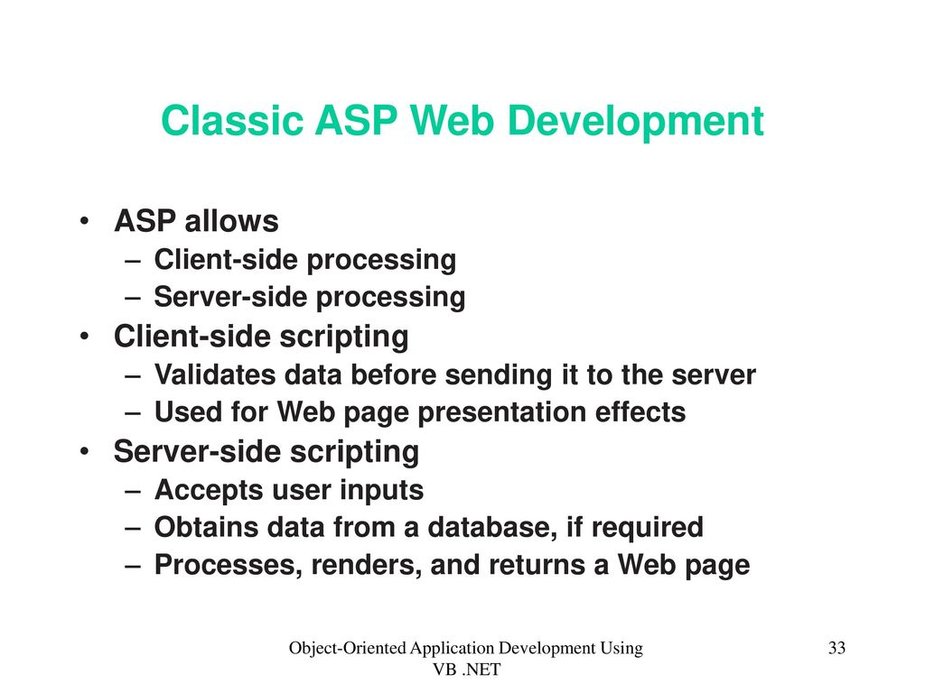 Web Forms, HTML, and ASP NET - ppt download