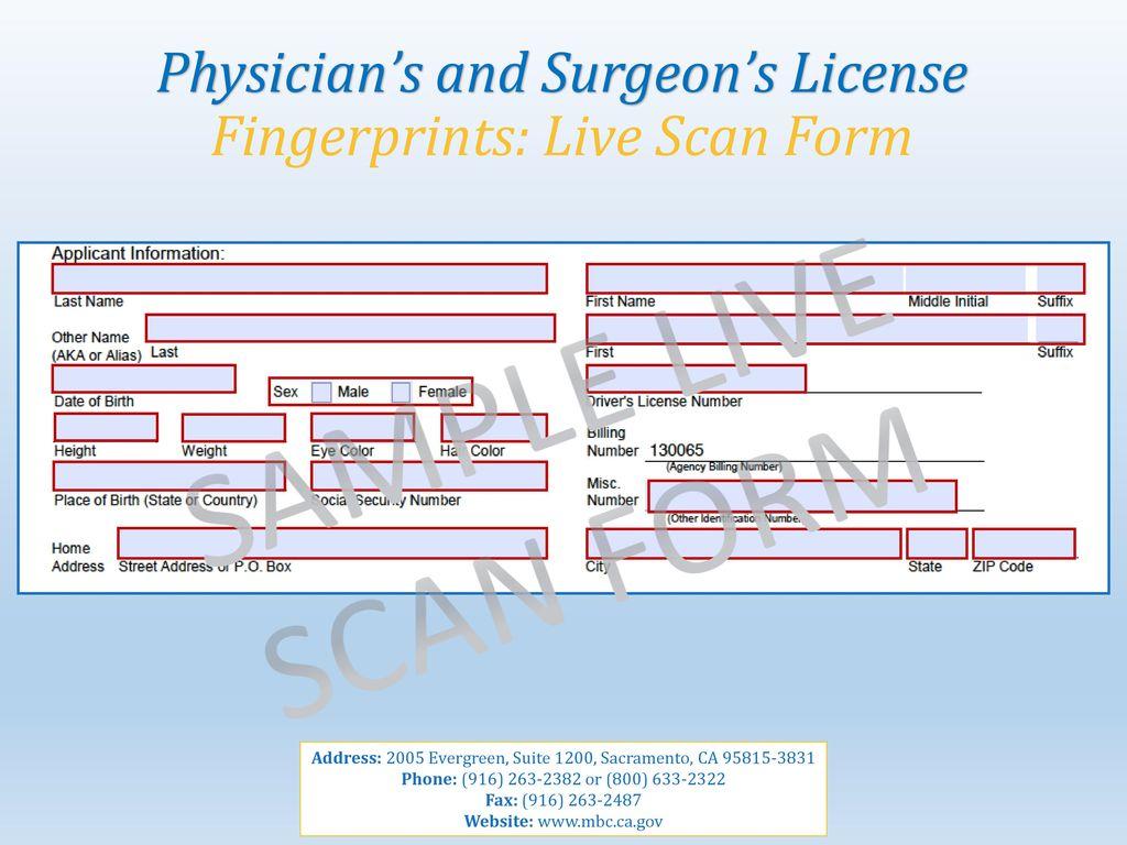 License Information For International Medical Graduates In