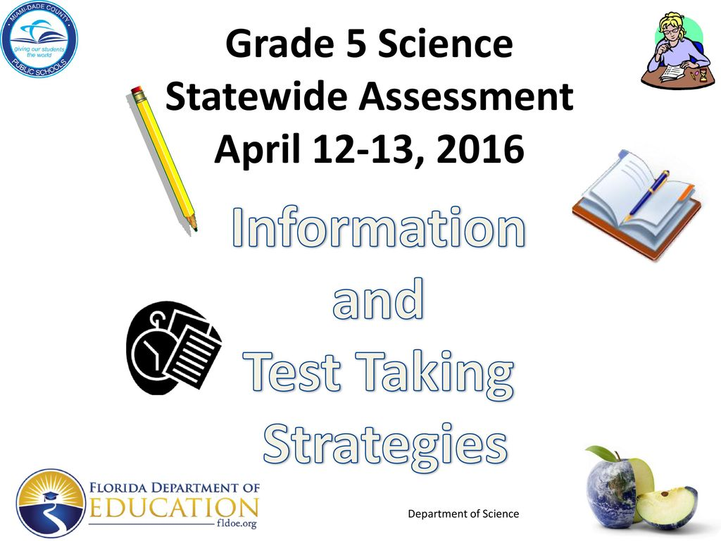 Information and Test Taking Strategies - ppt download