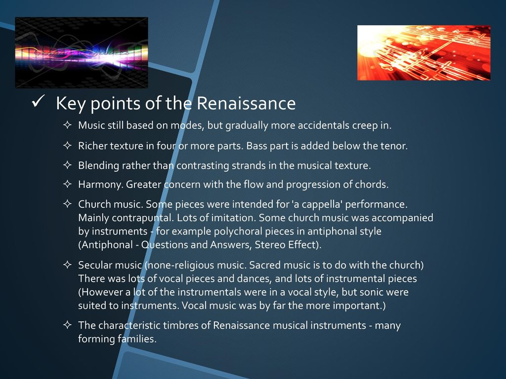 Introduction to Music: Musical Eras - ppt download