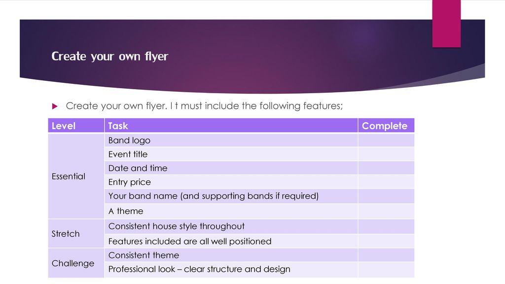 developing graphic design skills ppt download