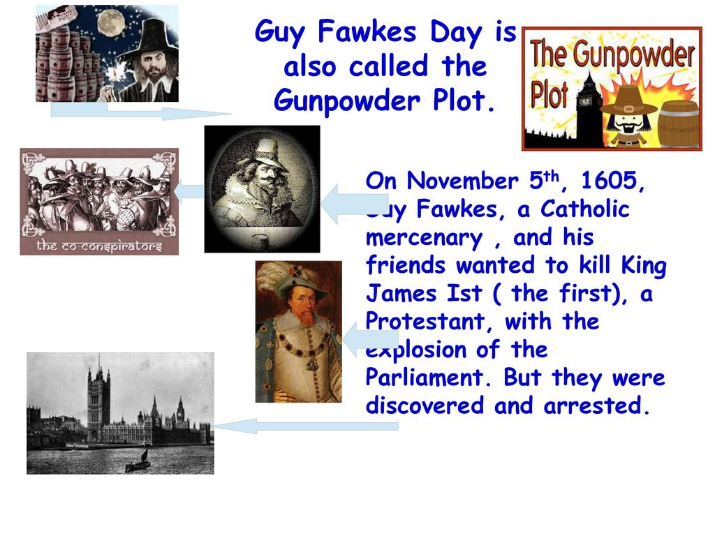 GUY FAWKES DAY OR BONFIRE NIGHT - ppt download