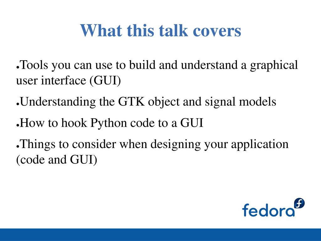 Fedora Project / Red Hat - ppt download