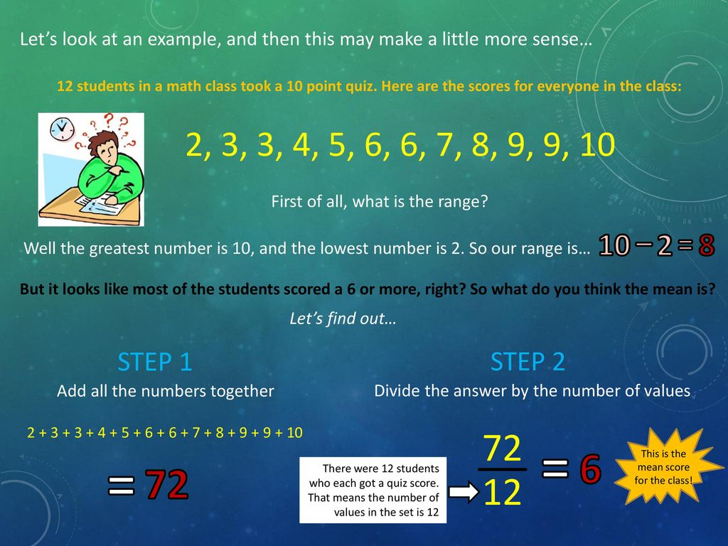 Math Module 4.1 Using Averages. - ppt download