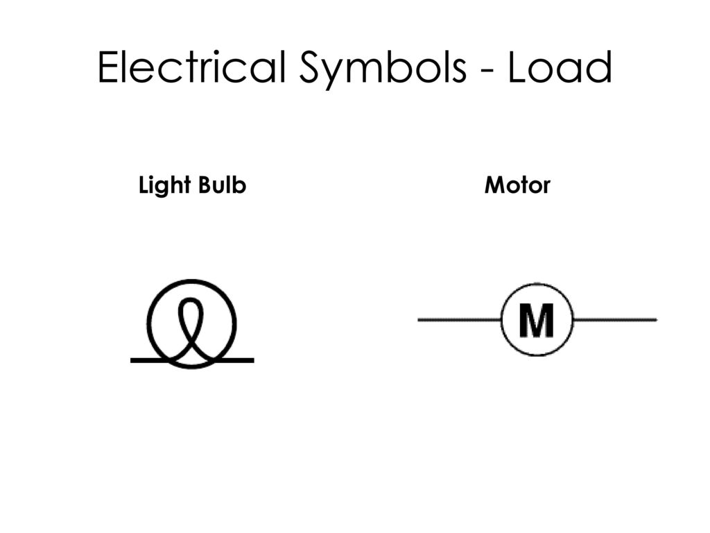 Funky Symbol For Load Ensign - Electrical Circuit Diagram Ideas ...