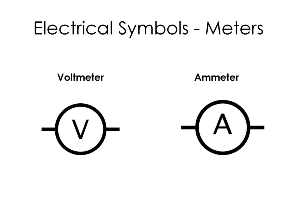 large ground symbol, voltage symbol, fuse block autocad symbol, voltmeter circuit symbol, ammeter symbol, light bulb symbol, volt symbol, on voltmeter schematic symbol