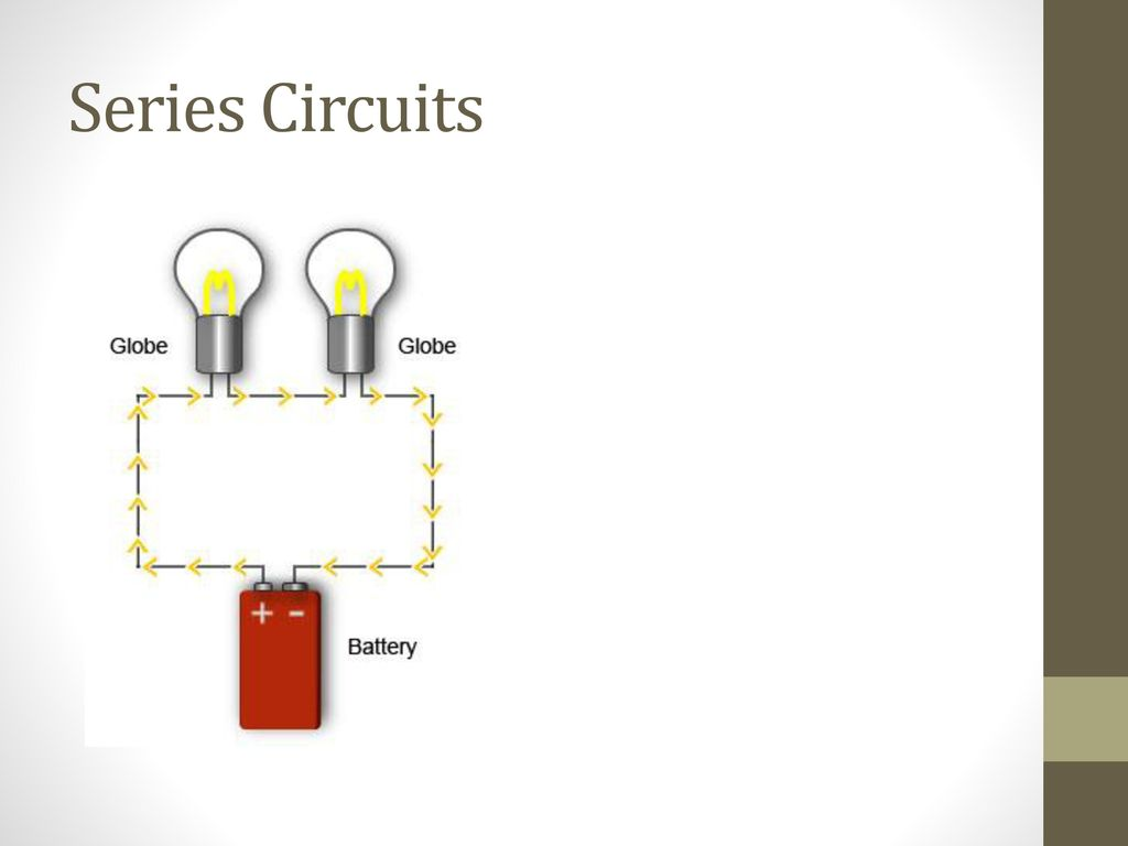 Circuit Diagrams Use Symbols To Represent The Diagram Of 3 Series Circuits