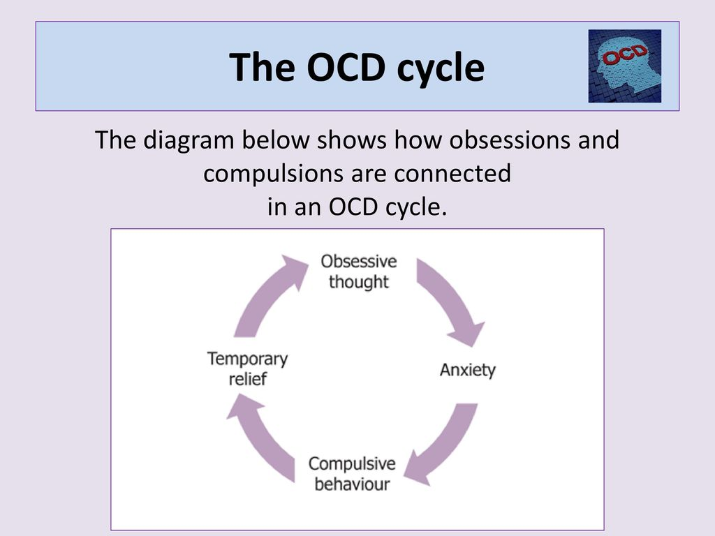 obsessive compulsive disorder ppt download drug addiction cycle diagram 6 the ocd cycle the diagram below shows how obsessions and compulsions are connected in an ocd cycle