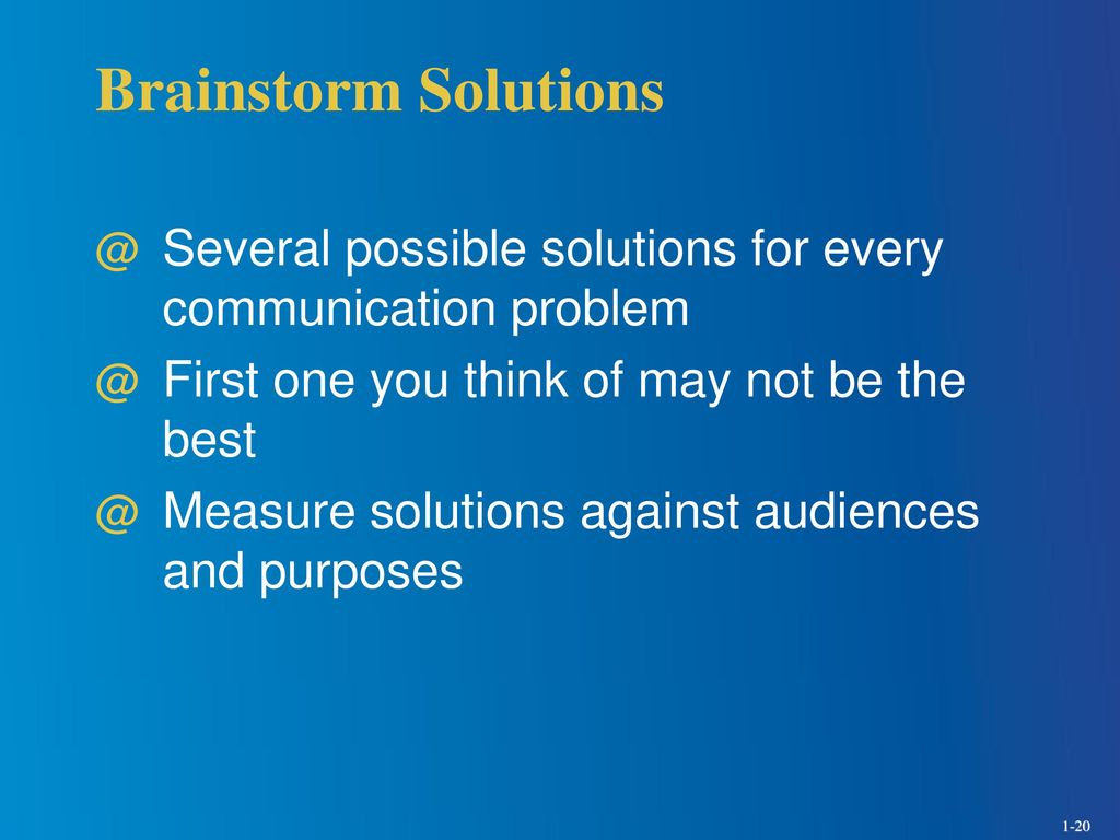 Succeeding in Business Communication - ppt download