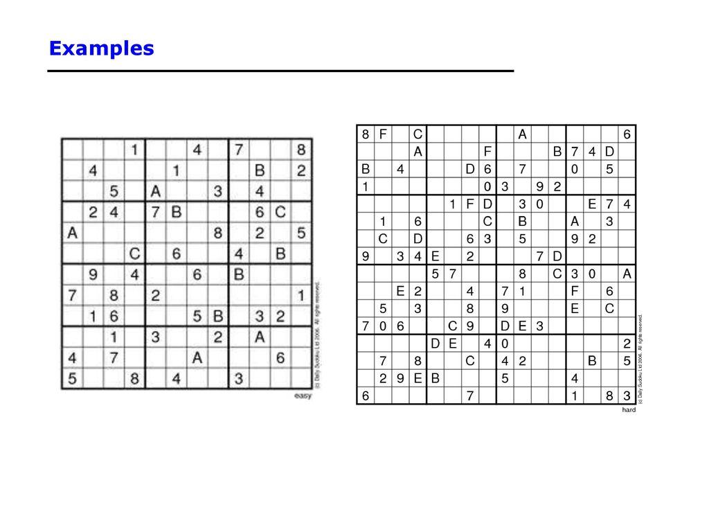 """Monster (""""Mega"""") Sudoku - ppt download"""