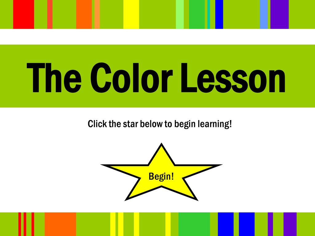 the colors a lesson and quiz on the primary and secondary colors