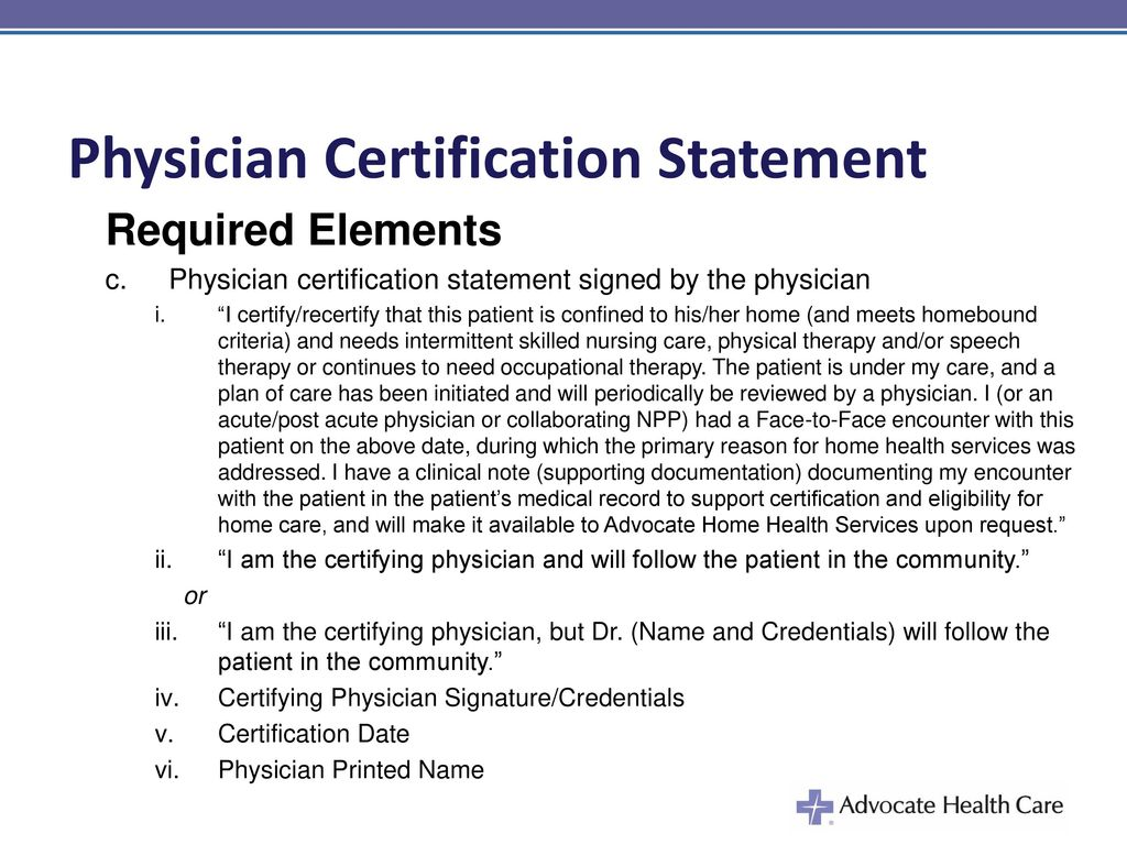 Face To Face F2f Documentation Changes For Physicians Ppt Download