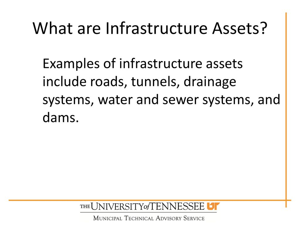 Waterwastewater Infrastructure And Gasb Ppt Download