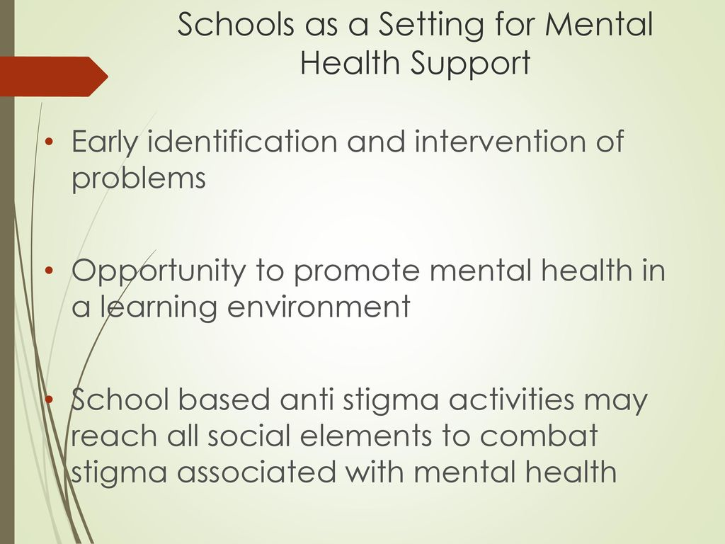 Understanding Mental Health In The Lives Of English Learners Ppt