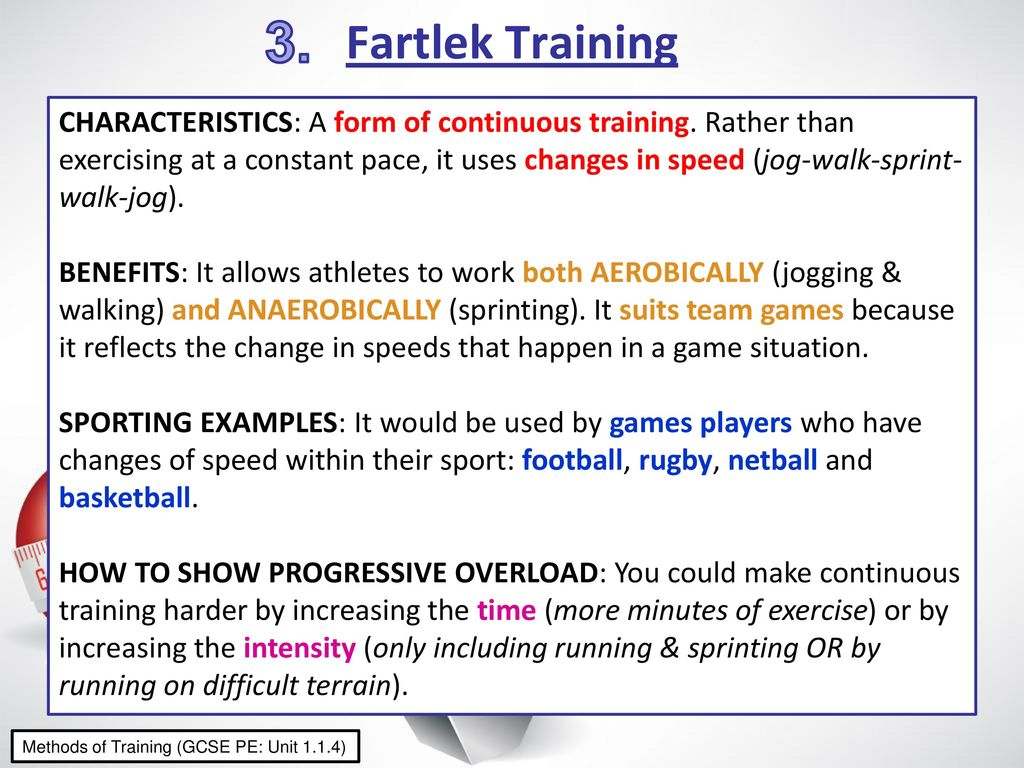 Increase Speed and Endurance with Fartlek Training Increase Speed and Endurance with Fartlek Training new photo