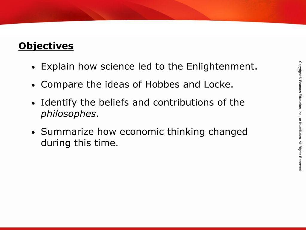 enlightenment philosophy - ppt download