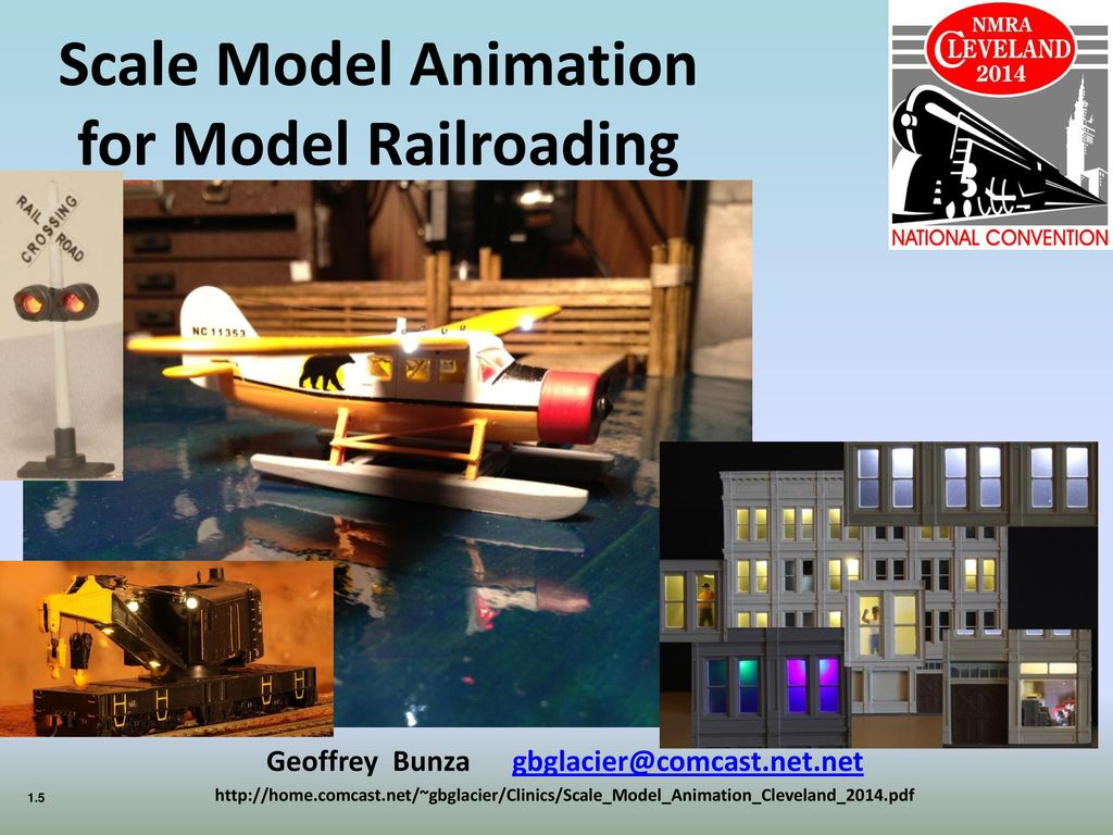 Scale Model Animation For Railroading Ppt Download Picaxe Railroad Speed Controller