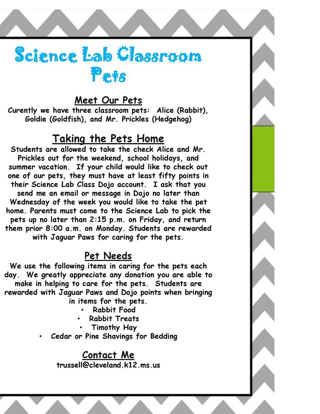 Science Lab Classroom Pets Cedar or Pine Shavings for
