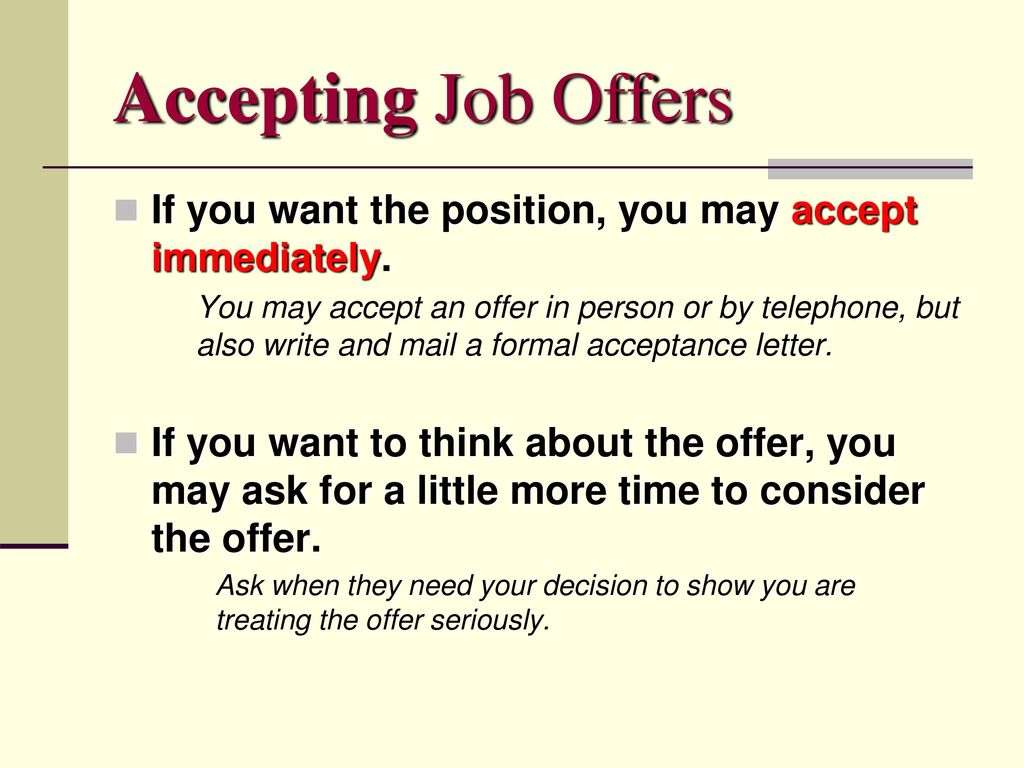 Your Interview Ppt Download