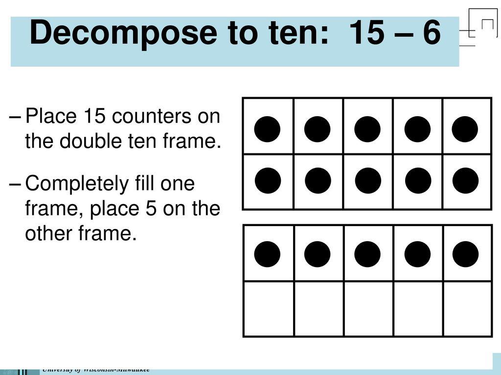 Amazing Ten Frame Fill Elaboration - Frame Photo Design Ideas ...