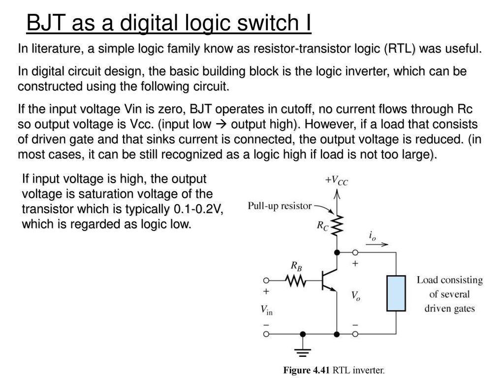 Chapter 3 Diode And Circuits Ppt Download Below Is A Transistor Circuit Which We Will Find The Midband Gain For 98 Bjt