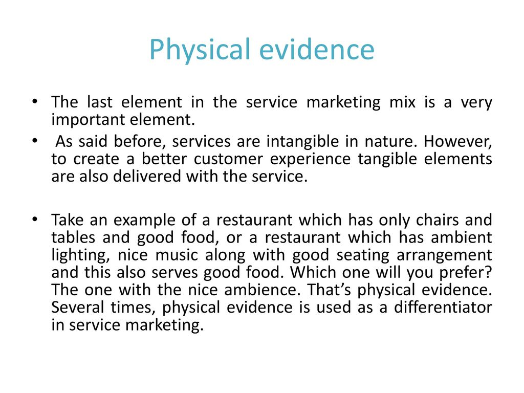 Ammco bus : Importance of physical evidence in service
