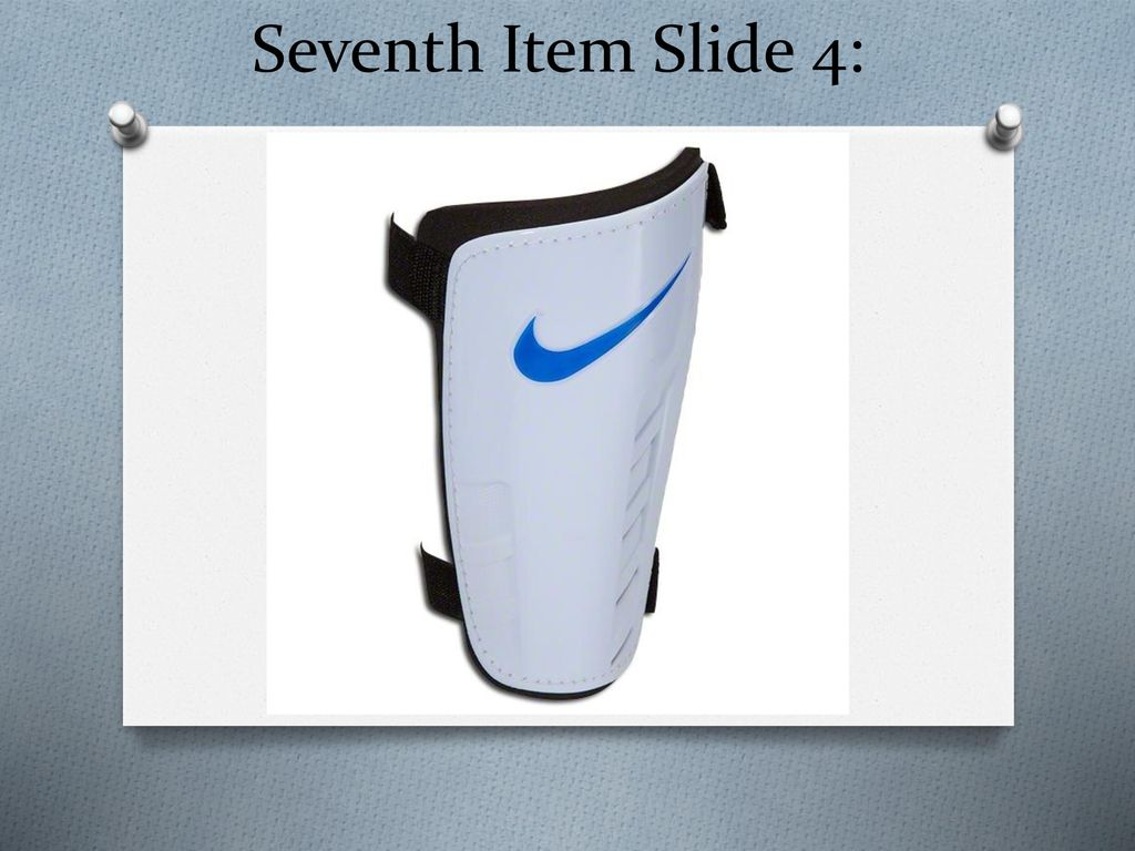 Seventh Item Slide 4: