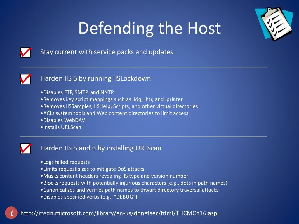 Defending Steps Lecture ppt download