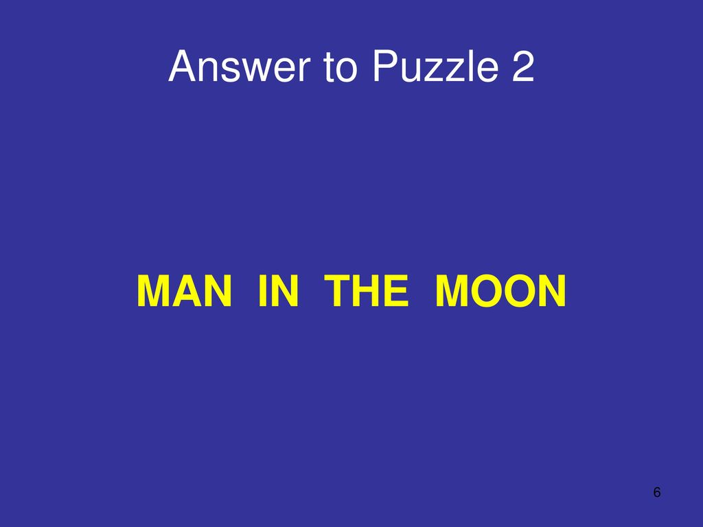 15 Rebus Puzzles Ppt Download