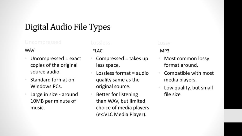 Low-cost A/V Digitization - ppt download