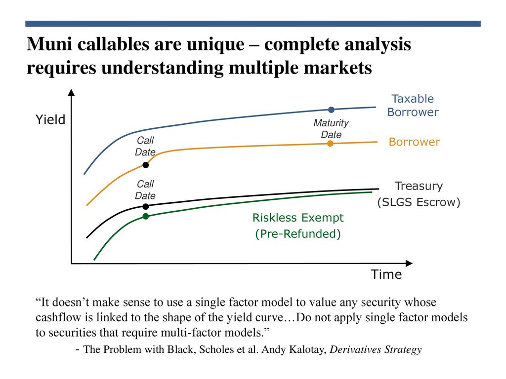 CALCULATING TRUE LIFETIME COST OF CAPITAL FOR MUNICIPAL