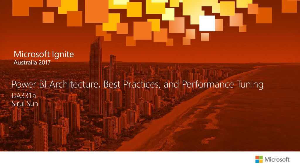 Power BI Architecture, Best Practices, and Performance Tuning - ppt