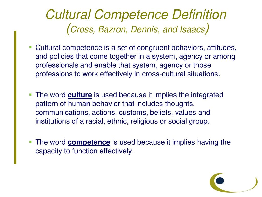 cultural competence capacity building - ppt download