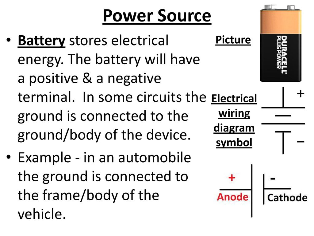 Electronics Part 4 Electrical Components Ppt Download Circuits Diagram 10 Wiring Symbol